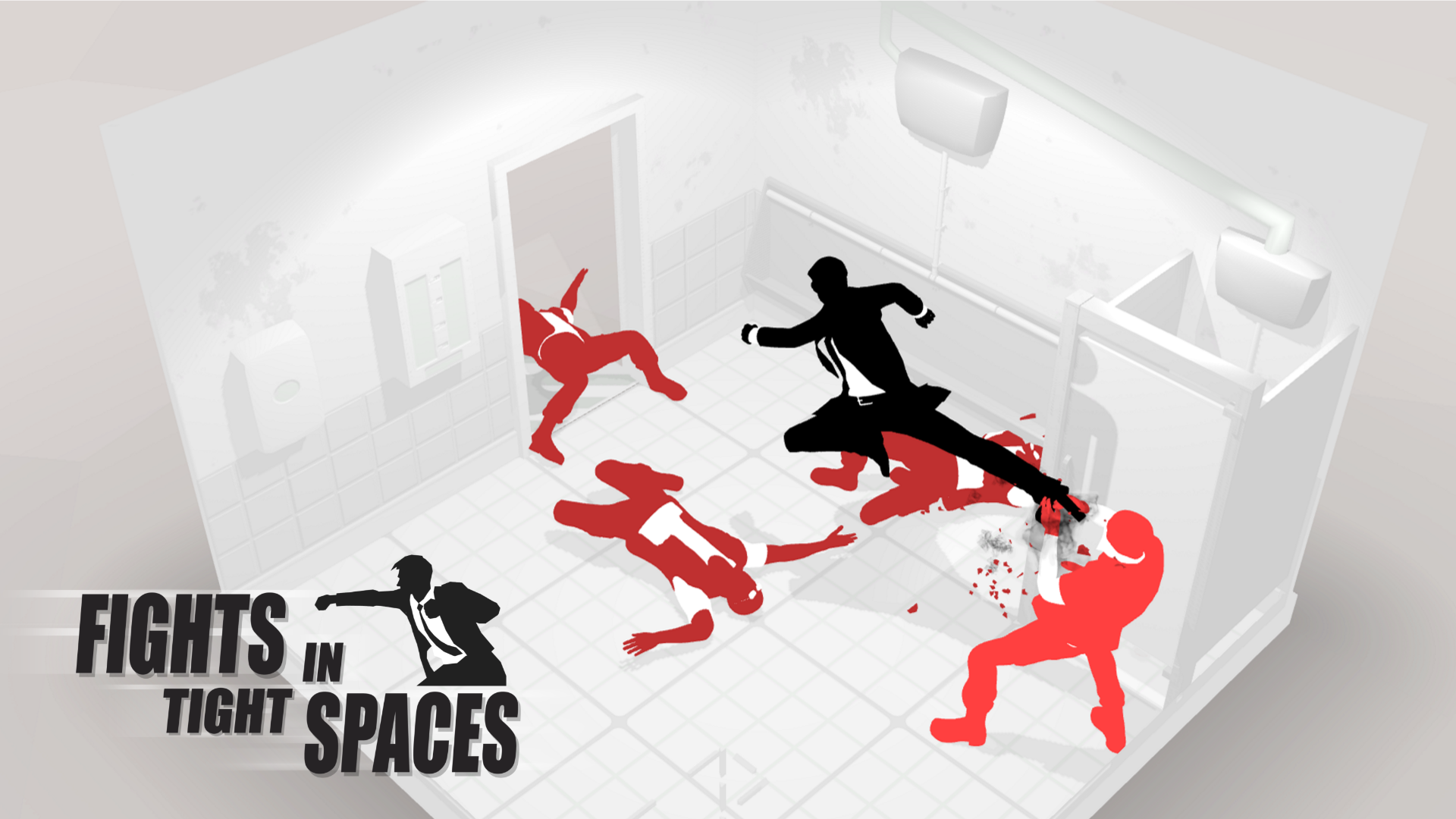 Fights in Tight Spaces logo