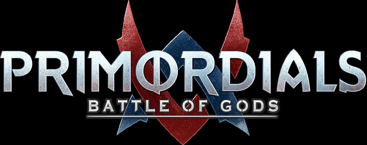 Primordials: Battle of Gods logo
