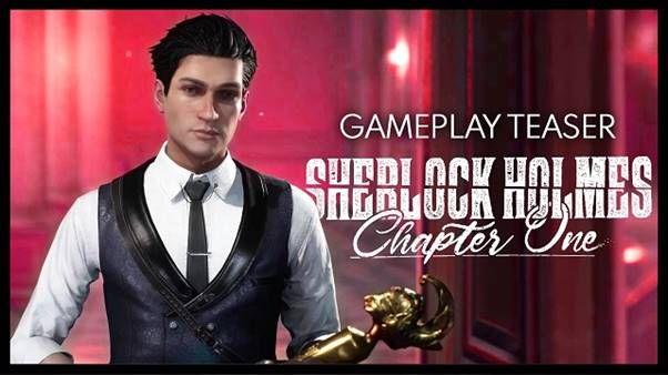 Sherlock Holmes Chapter One Gameplay logo